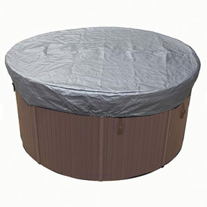 Protection Cover Cap 7ft (2133mm) Round